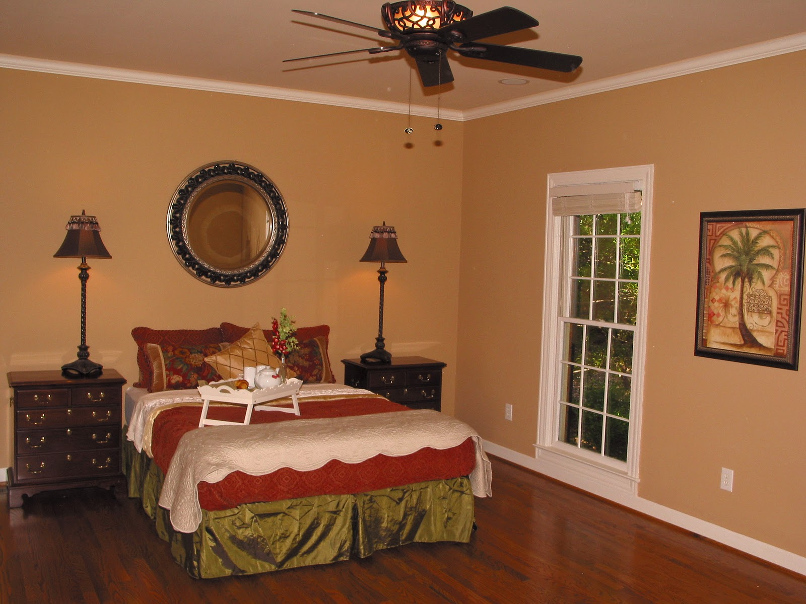 Goodbye House Hello Home Blog Home Staging Tips For Transforming A Vacant Master Bedroom