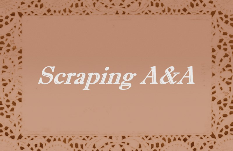 SCRAPING A&A