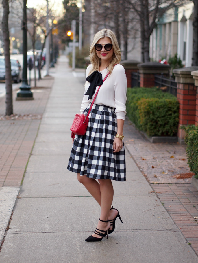 Buffalo Plaid ~ Suburban Faux-Pas