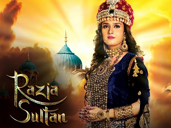 Razia Sultan Episode 110 - 31st July 2015 - The Hotstar Drama Play