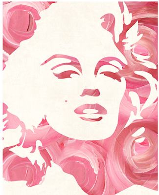 Marilyn Monroses Print from Cozamia