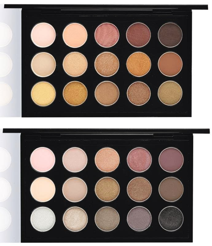 daniela pires, mac eyeshadows, palette, spring 2013, maquilhagem, sombras neutras