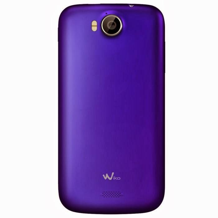 Smartphone Wiko Cink Peax Bleu
