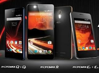 Handphone Smartfren Andromax 4G