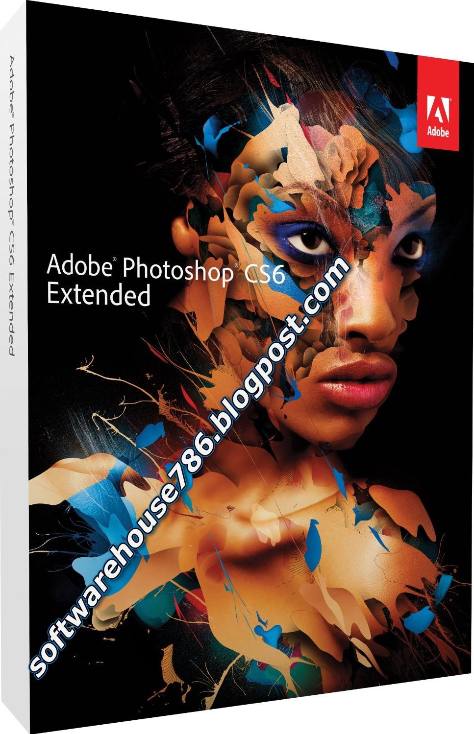 How to get Adobe Photoshop CS6 (32 & 64Bit) Full version ...