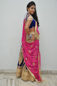 Pavani Gorgeous in half saree-thumbnail-4