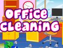 Limpia la oficina
