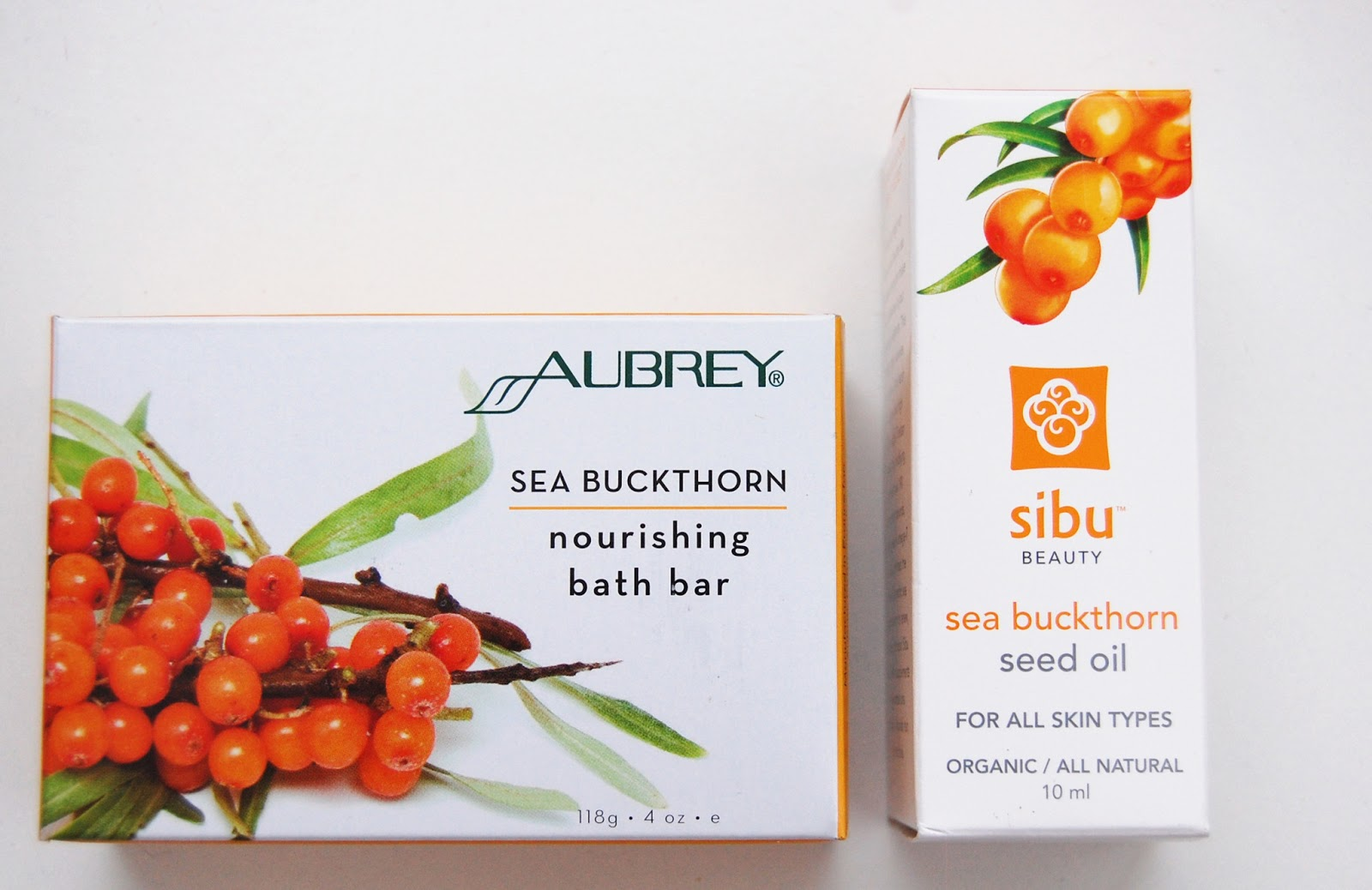 Aubrey-Sea Buckthorn Bar, Sibu Beauty-Sea Buckthorn Seed Oil