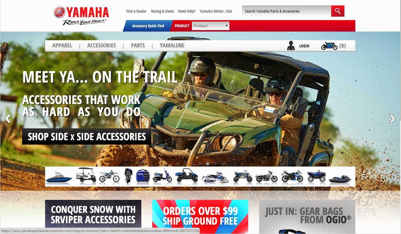 ShopYamaha.com
