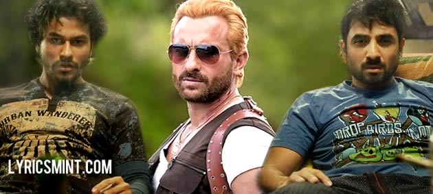 Go Goa Gone Songs