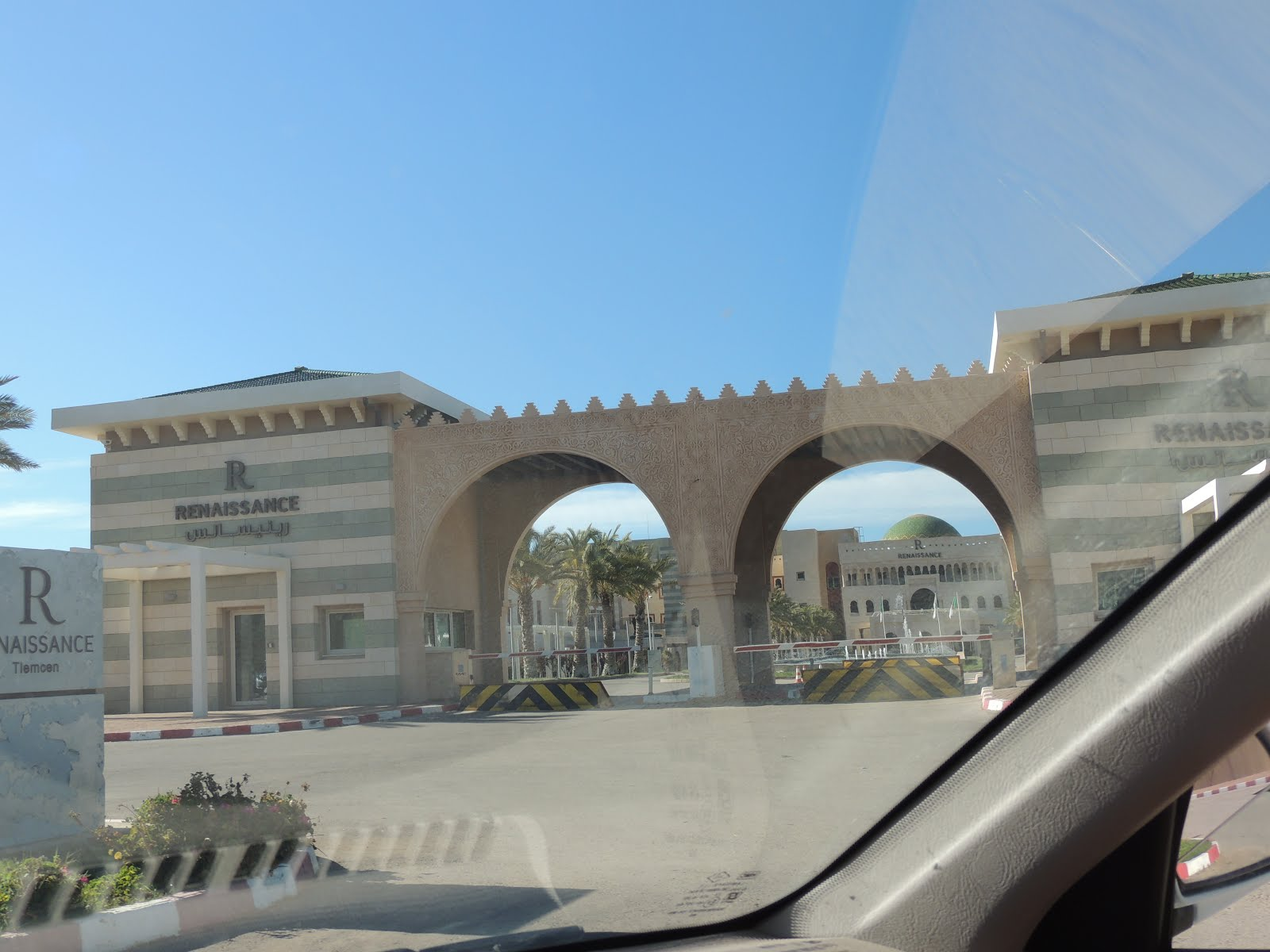 Hotel Renaissance-Tlemcen- Algerie