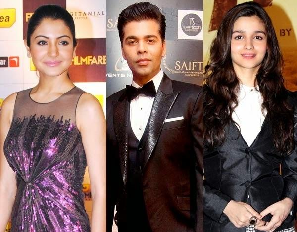 alia bhatt, anushka sharma, sidharth malhotra, karan johar, alia bhatt latest movie, anushka sharma latest movie, sidharth malhotra latest movie, karan johar latest movie