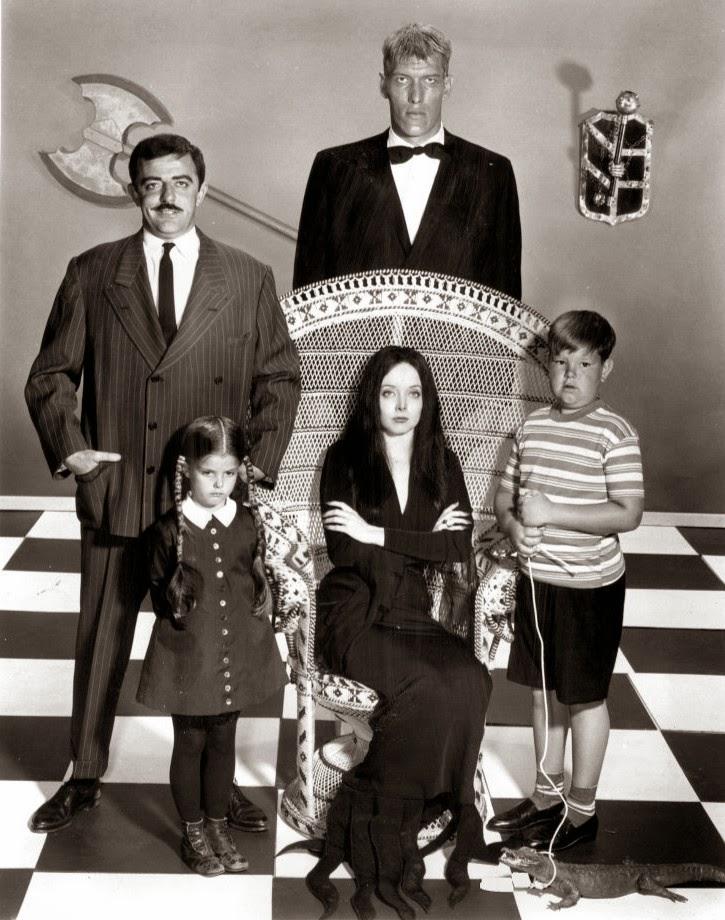 Morticia Addams - Carolyn Jones