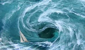 seram, segitiga bermuda, pusaran air, ombak, fenomena aneh, tempat menyeramkan
