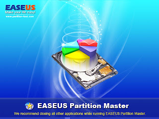 EaseUS Partition Master 9.1.1 Home Edition