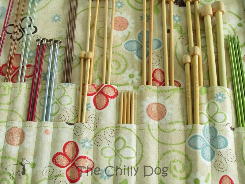 Free Knitting Needle Case Pattern : The Etsy Experience: Write a Captivating Description The Chilly Dog