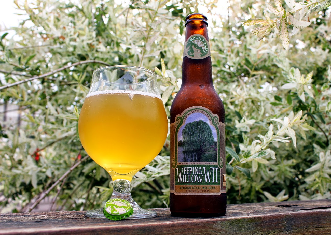 Weeping Willow Wit is ingredient in Beer Body Scrub