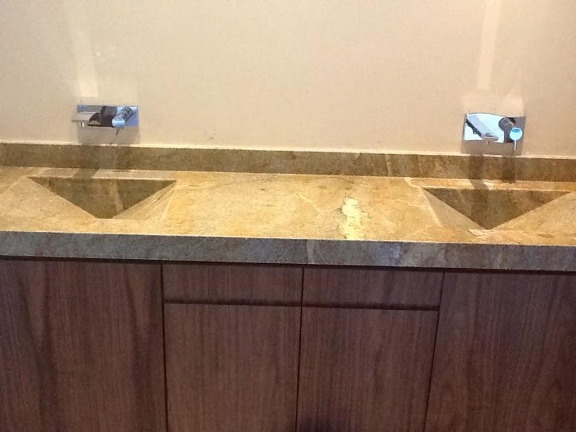 Marmoles la elegancia lavamanos for Material parecido al marmol