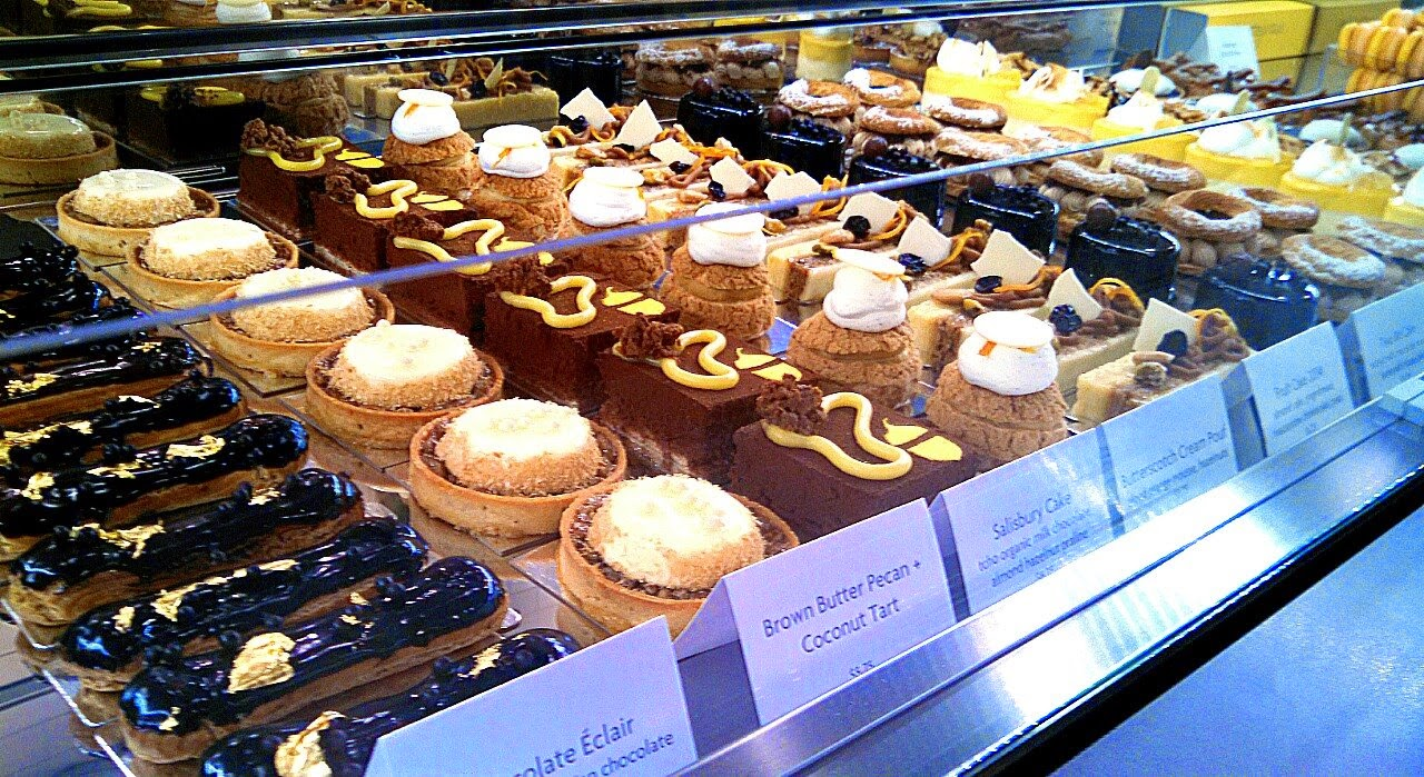 LucetteGrace Pastry Shop in Raleigh, N.C.