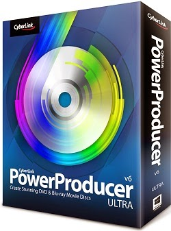 CyberLink PowerProducer Ultra v6 download