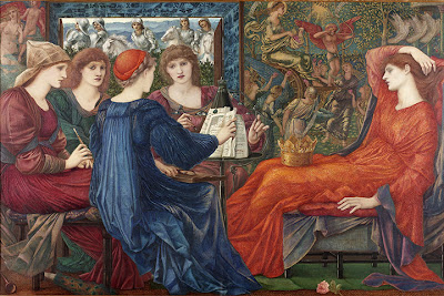 Sir Edward Coley Burne-Jones - Laus Veneris 1873-78