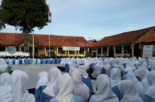 Jelang UN 2013, Siswa laksanakan Doa bersama