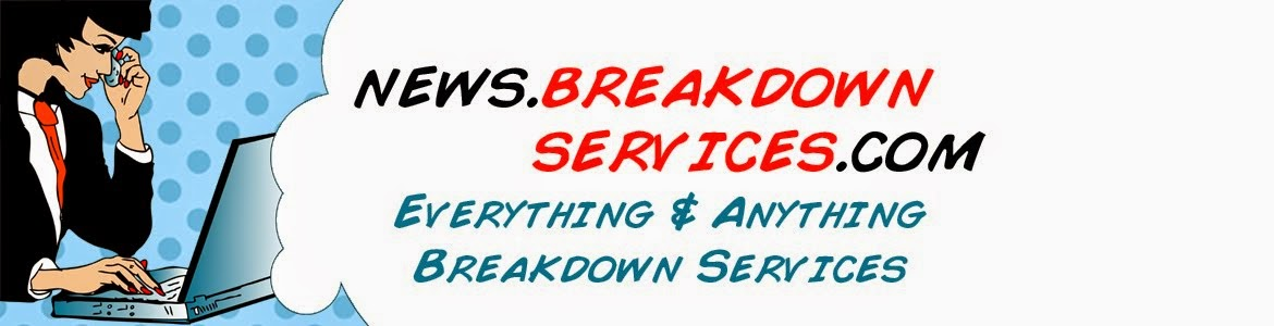 Breakdown Services News and Information