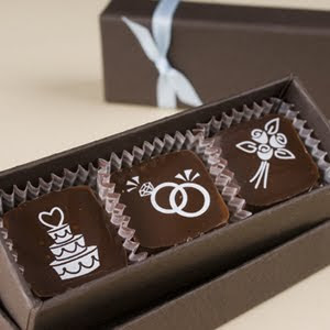 chocolate wedding favors,wedding favors,wedding favors ideas,wedding favor ideas,wedding chocolate molds