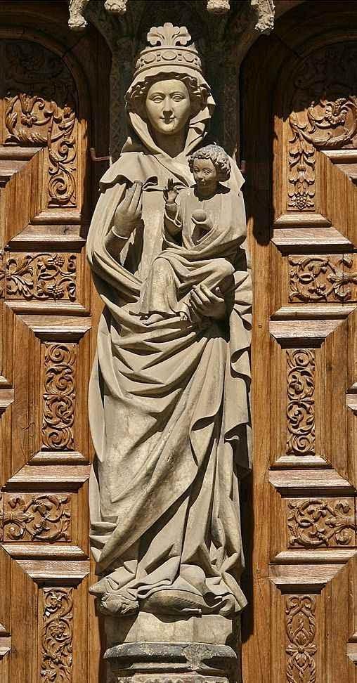 Nuestra Señora la Blanca, catedral de León