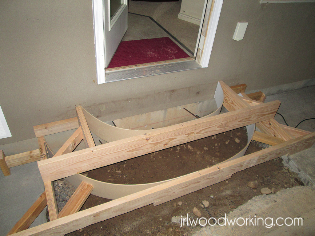 Jrl woodworking free furniture plans and woodworking for Steps to building your own house