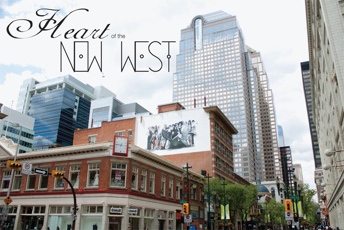 Terra Pope - Calgary, Heart of the New West