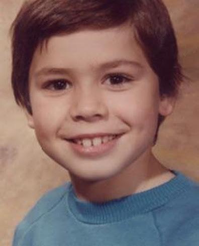 Jérôme à 10 ans