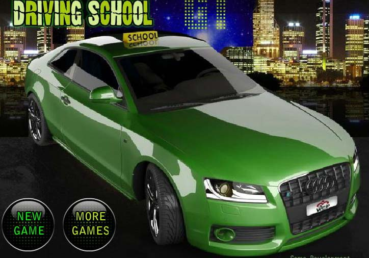 Free Games To Play Now : Driving school gt play free online games