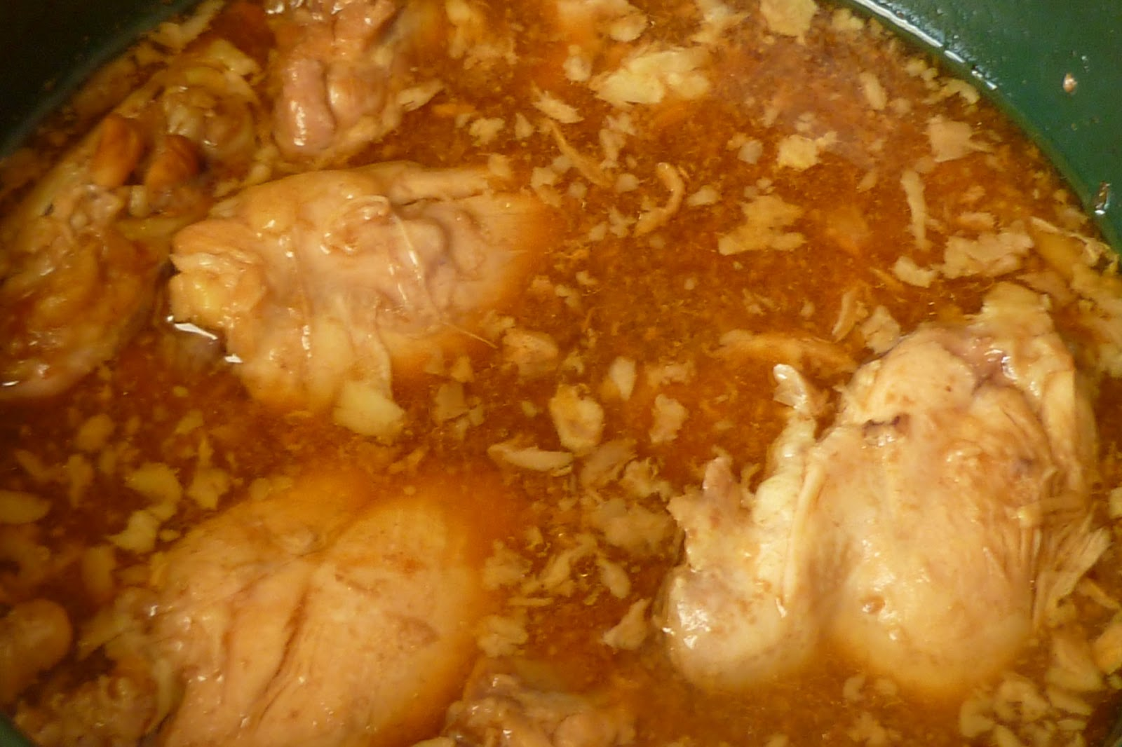 Pineapple Chicken - made March 8, 2013, recipe found on pinterest