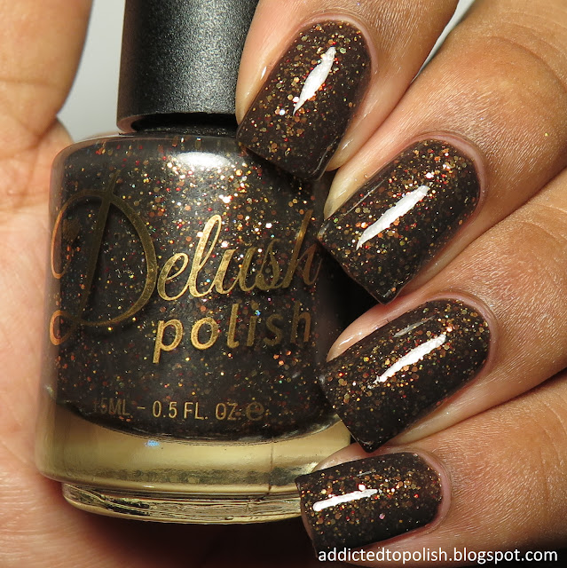 delush polish girl of many faces