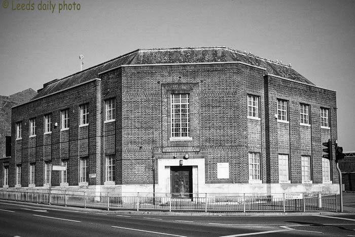 Former Sheepscar Library Leeds