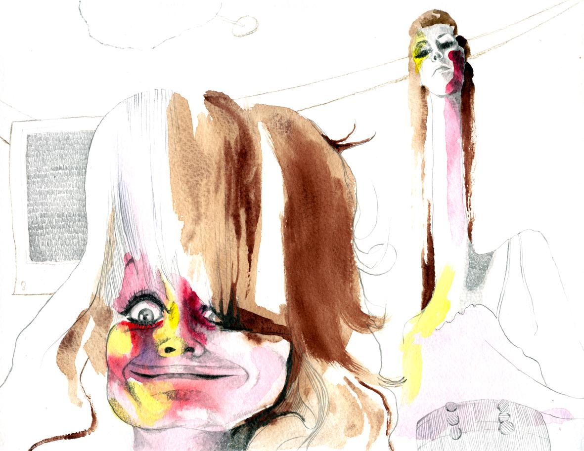 Lucy Evans - Wallpaper