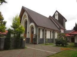 Gereja Biara Karmel Lembang Bandung
