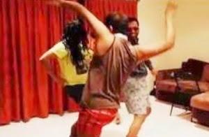 Bangla Funny Dance