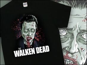 T-Shirt Bordello's Walken Dead