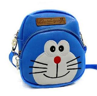 Gambar Tas Sekolah Doraemon
