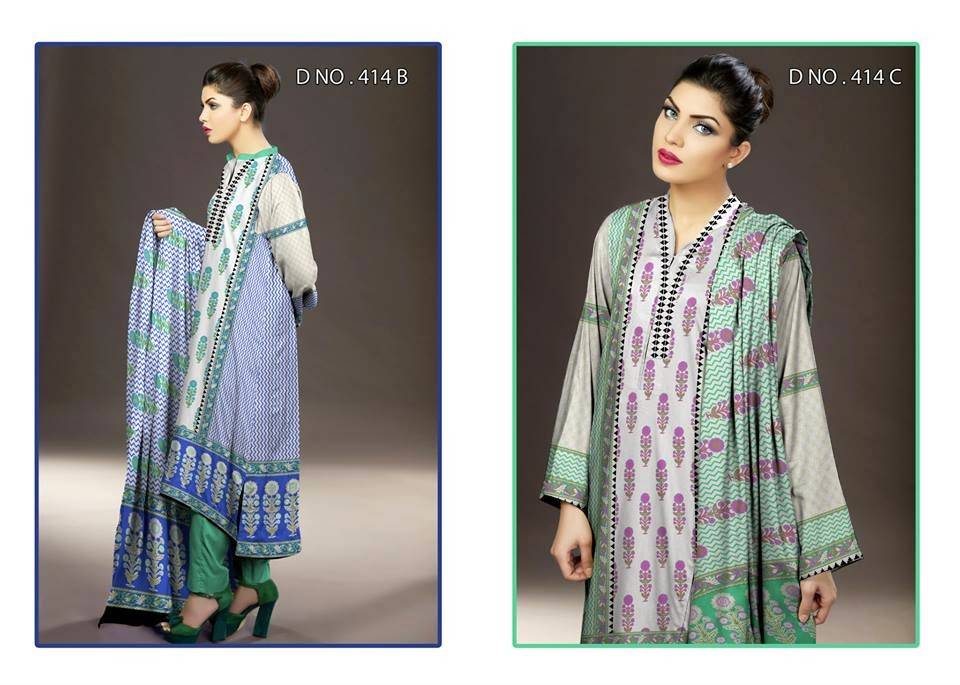Soughat formal lawn collection 2015