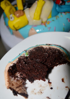 Moist Fudgy Chocolate Cake