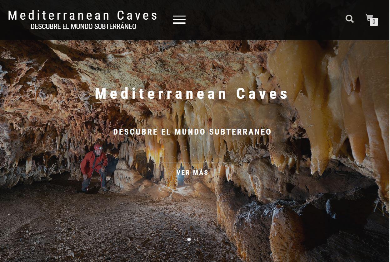 MEDITERRANEAN CAVES