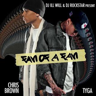 Chris Brown - Fan Of A Fan Mixtape CD Capa