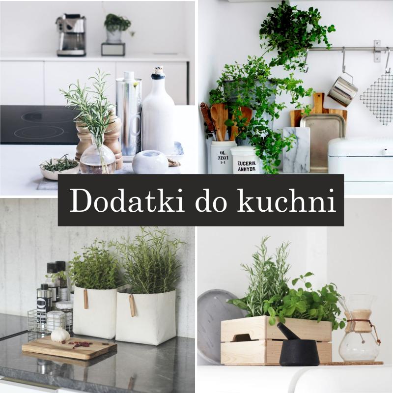Jakie dodatki wybrać do szarych szafek kuchennych?  conchitahome pl -> Waniliowa Kuchnia Jakie Dodatki