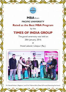 Rated as the Best MBA Program
