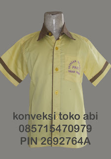 Tempat Pembuatan Seragam Sekolah di Tangerang Selatan: Ciputat, Ciputat Timur, Pamulang, Pondok Aren, Serpong, Serpong Utara, Setu