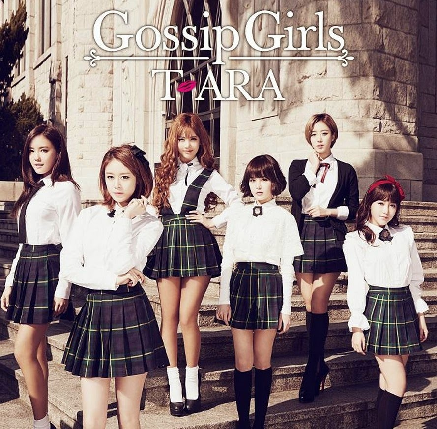 [Album] T-ARA - Gossip Girls [2014.05.14] 158629