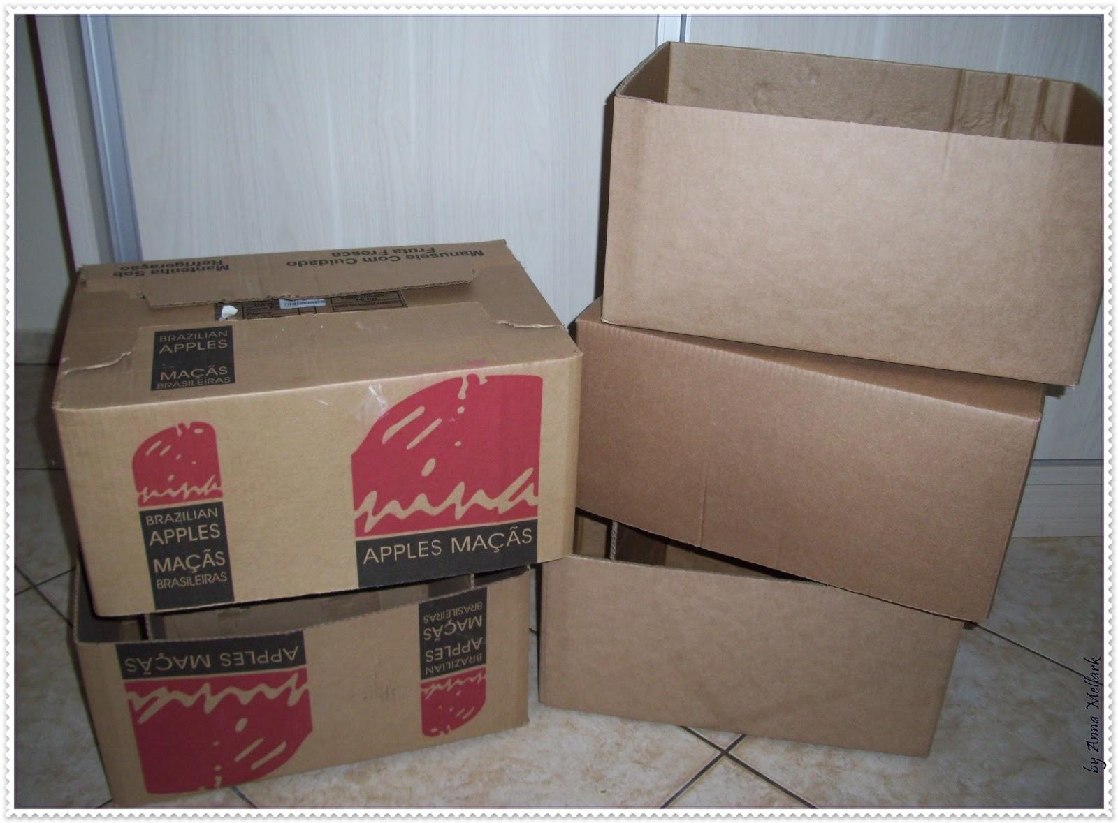 Whatever i think estante para livros com material - Estantes reciclados ...